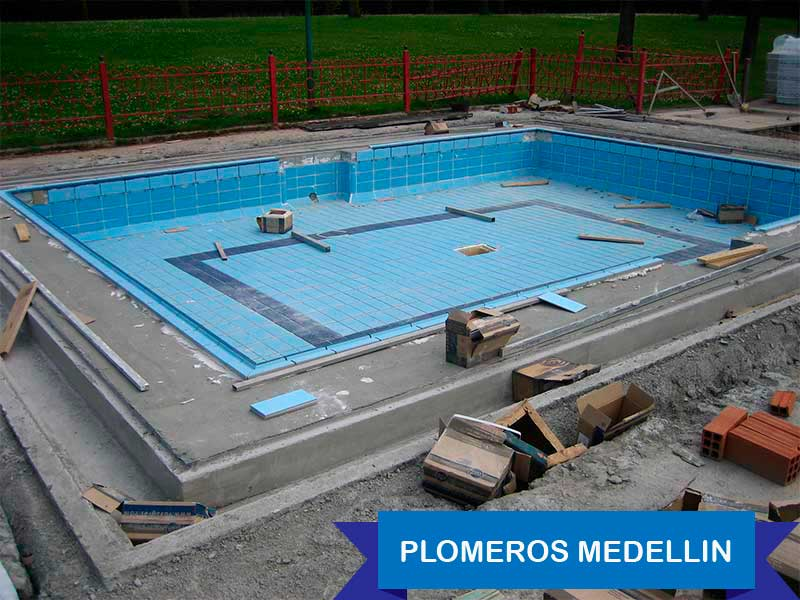 Plomeros medellin detecci n de fugas de agua en piscinas servicio de plomeria bogot y medell n - Deteccion de fugas de agua en piscinas ...
